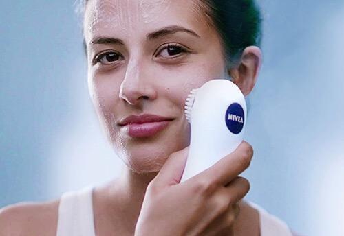 frequence utilisation Nivea Pure Skin